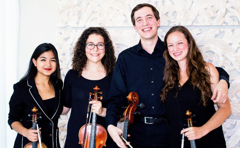 About Biscayne String Quartet