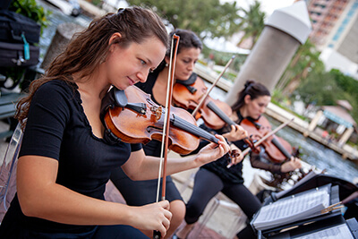 Biscayne String Quartet Thinking out Loud