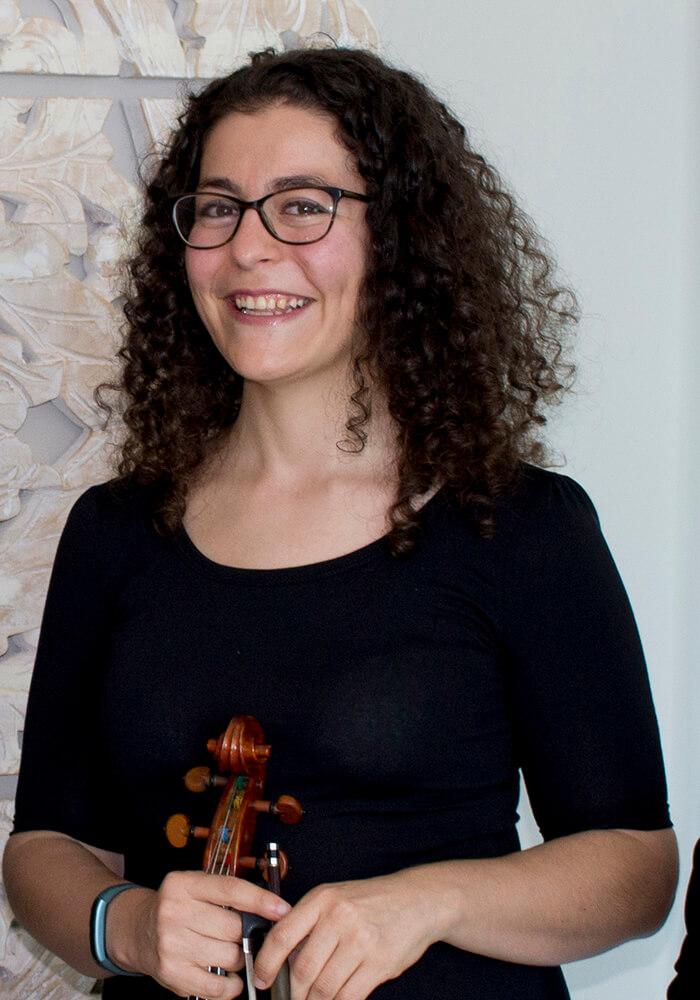 Dr Robyn Savitzky Biscayne String Quartet